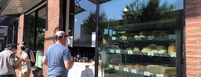 Sea Wolf Bakery is one of Seattle.