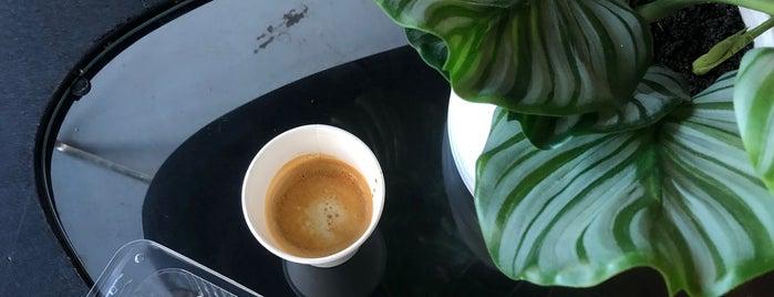 Evoke Coffee Co is one of Seattle.