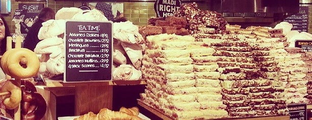 Whole Foods Market is one of healthy london..