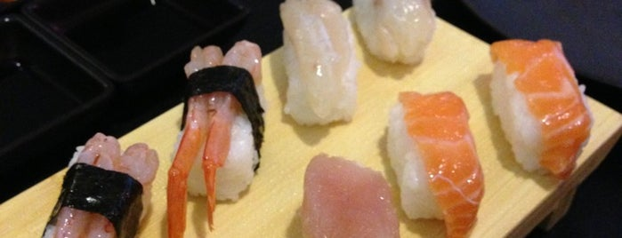 Sushi Teito is one of Pendientes ZGZ.