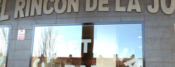 El Rincon De La Jota is one of Cafeterías.