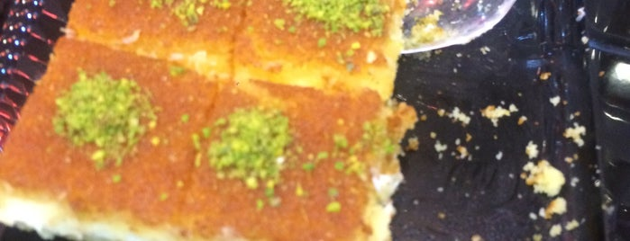 konafa Day is one of Riyadh Cafes.