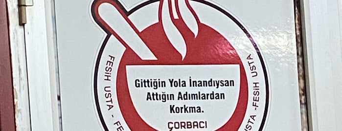 çorbacı fesih usta is one of Urfa.