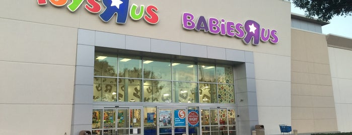 "Babies ""R"" Us is one of Orlando."