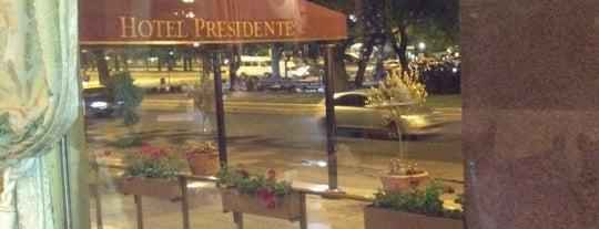 Hotel Presidente is one of Orte, die Melu gefallen.