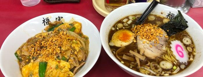 福実 志茂店 is one of Tempat yang Disukai モリチャン.
