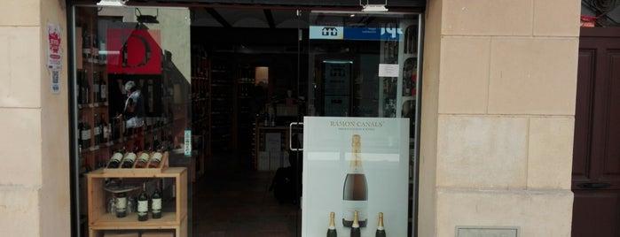 D VI vinoteca is one of Lugares favoritos de Elena Y Argeo Winelovers.