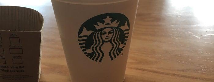 Starbucks is one of Fatih : понравившиеся места.