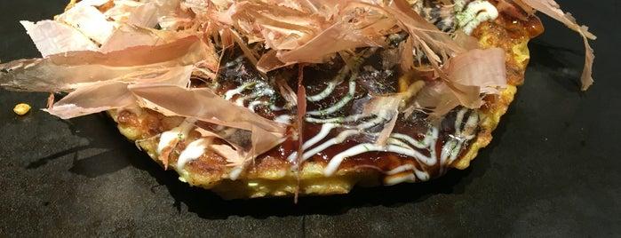 Chibo Okonomiyaki & Teppanyaki 千房 is one of LP.