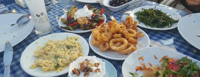 Boncuk Restaurant is one of Tempat yang Disukai Nabi.