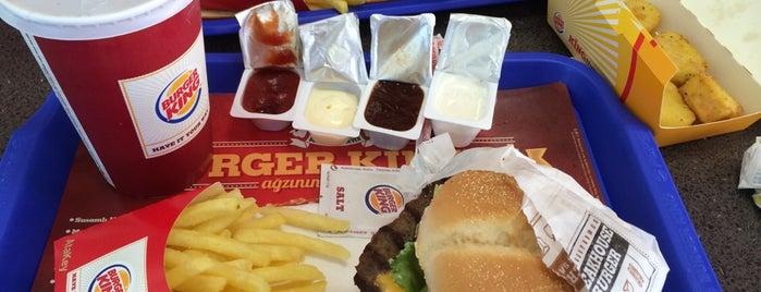 Burger King is one of Tarık : понравившиеся места.