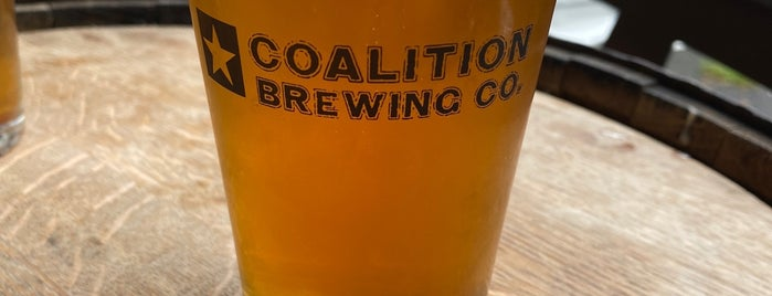 Coalition Brewing Co is one of Northwestern Breweries.