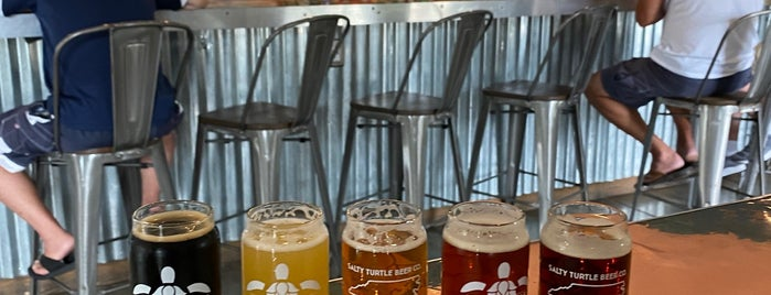 Salty Turtle Brewing Company is one of Breweries.