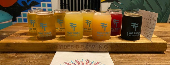Two Tides Brewing Co. is one of Georgia Breweries.