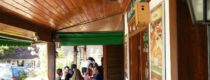 Restaurante Salvaterra is one of Orte, die Vanessa gefallen.