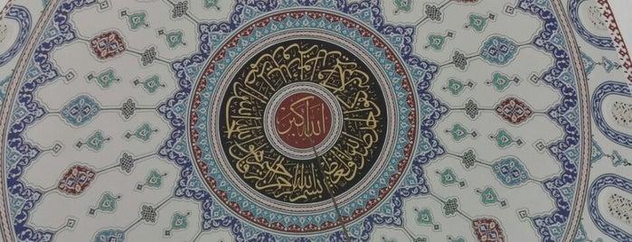 HACIALİLER CAMİİ is one of Locais curtidos por Aslıhan.
