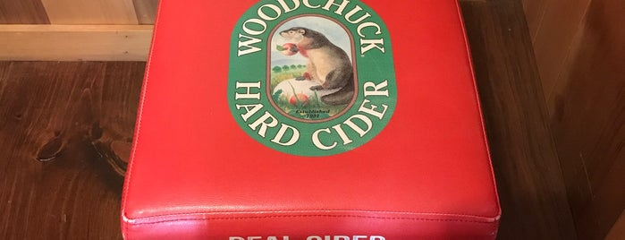 Woodchuck Cidery is one of Food.