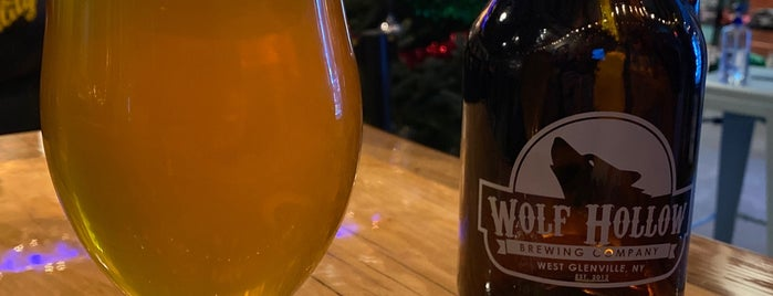 Wolf Hollow Brewing Company is one of Breweries.