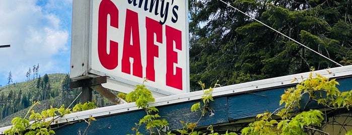 Granny's Cafe is one of The Olympic Peninsula.
