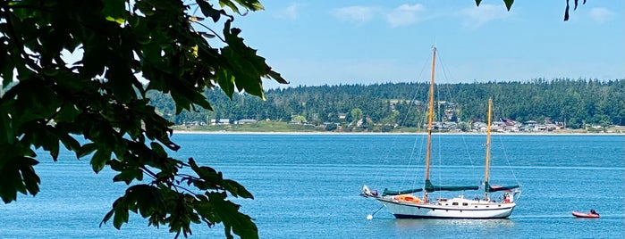 Little Red Hen Bakery is one of Whidbey.
