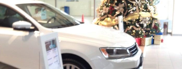 Volkswagen Puerto Vallarta Motors is one of Agencias de autos en Vallarta.