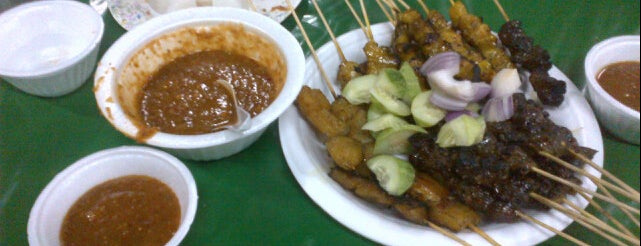 Sate Padang Tembak is one of Makan @ Utara #7.