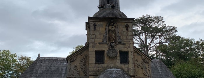 Chapelle Notre-Dame-de-Grâce is one of Normandie Trip.