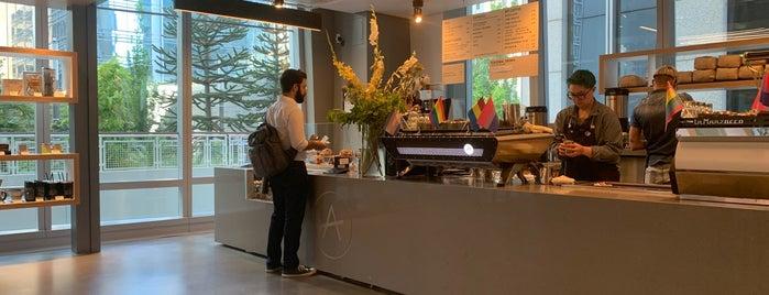 Andytown Coffee Roasters is one of Coffee Roasters in SF 2019.