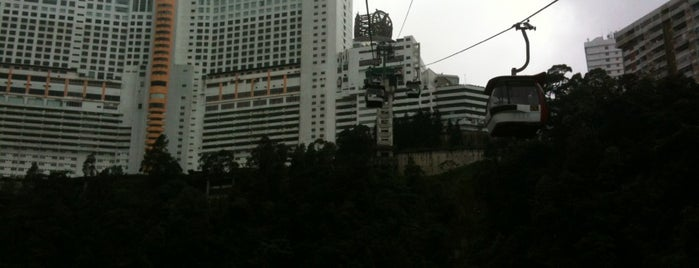 Genting Highlands is one of Malaysia.