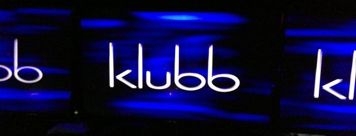 Klubb São Paulo is one of Diversão em SP.