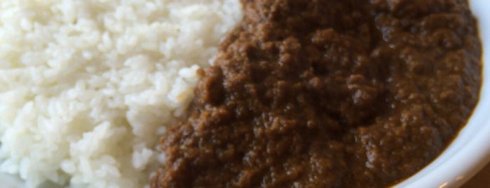 TADA CURRY is one of TOKYO-TOYO-CURRY 3.