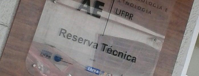 Museu de Arqueologia e Etnologia (MAE) - Reserva Técnica is one of Curitiba Arte & Cultura.