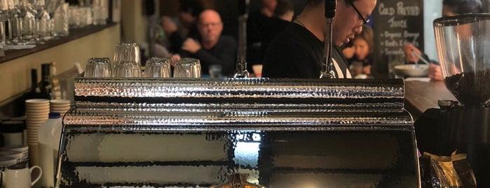 Barbarella Cafe Wine Gelateria is one of Locais curtidos por Els.