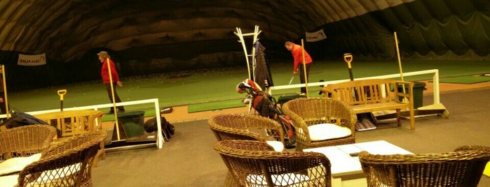 Green Golf is one of Golf winter training centers in Finland.