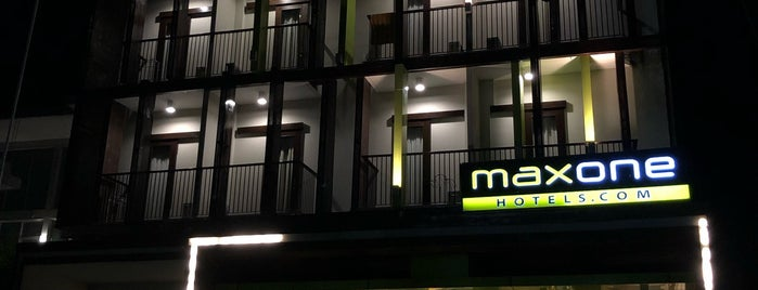 MaxOne Hotel @ Legian is one of Maggie's Liked Places.