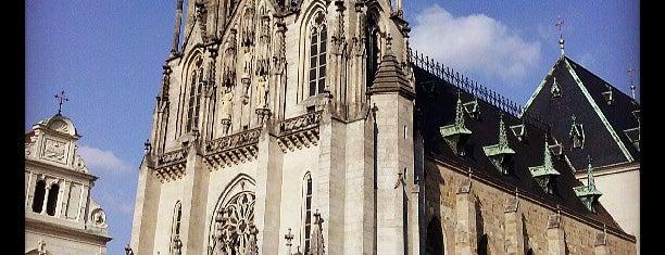 Katedrála sv. Václava is one of Experience Olomouc like a locals!.