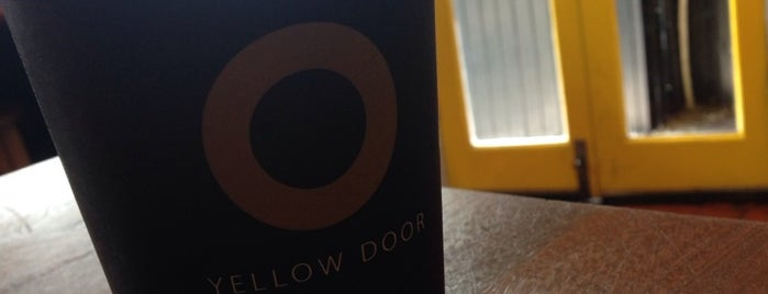 Yellow Door Deli is one of ★ Belfast.