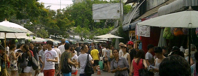 Chatuchak Weekend Market is one of Things To Do.