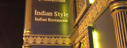 Indian Style is one of Locais salvos de Hot.