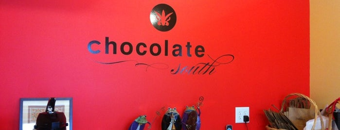 Chocolate South is one of Atlanta.