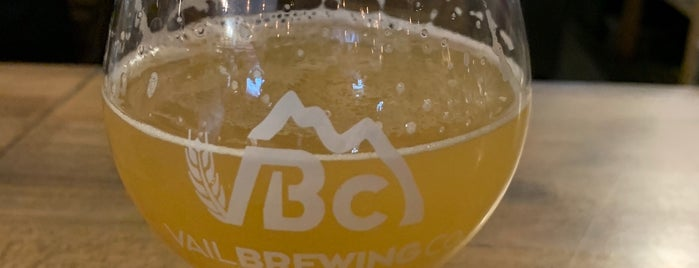 Vail Brewing Co is one of Colorado.