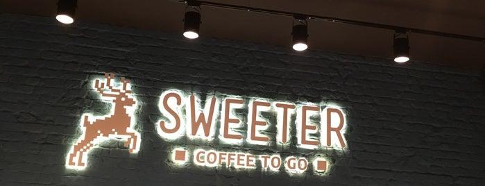 Sweeter is one of Orte, die Dar gefallen.
