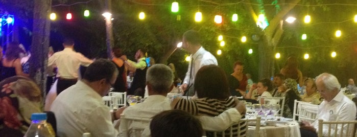 Nevale Restorant is one of Antalya yemek.