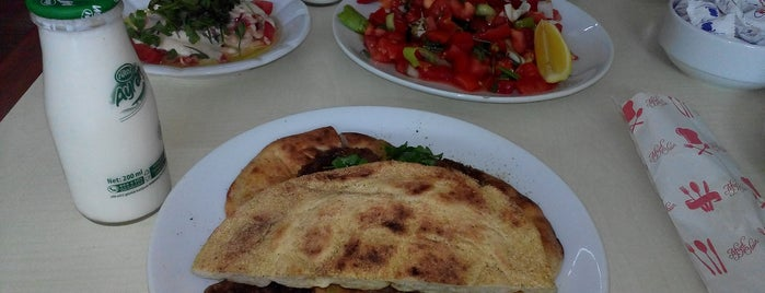 Başkent Pide Salonu is one of Tolga : понравившиеся места.