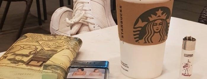 Starbucks is one of Locais curtidos por Ekrem.