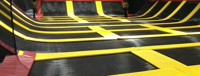 Altitude Trampoline Park is one of Rehoboth.