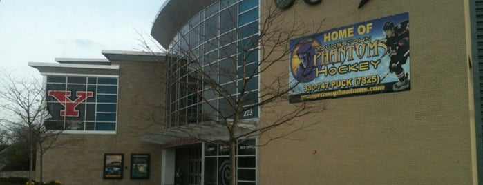 Covelli Centre is one of 2014 U.S. Tour.