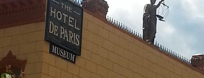 Hotel De Paris Museum is one of Tempat yang Disimpan Stephanie.
