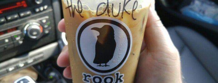 Rook Coffee is one of Hott Coffee.