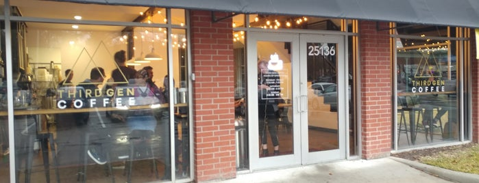 Third Gen Coffee is one of Places To Visit In Houston.